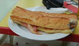 Bocadillo Bacon